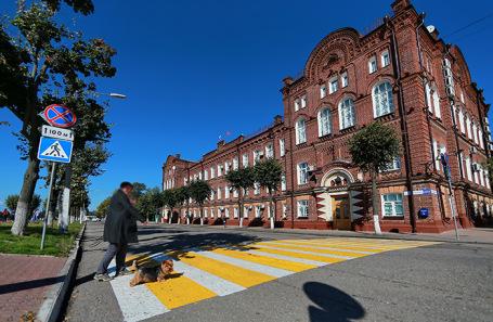 Здание Администрации Костромской области.