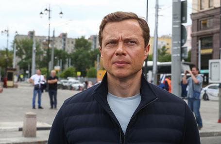 Максим Ликсутов.