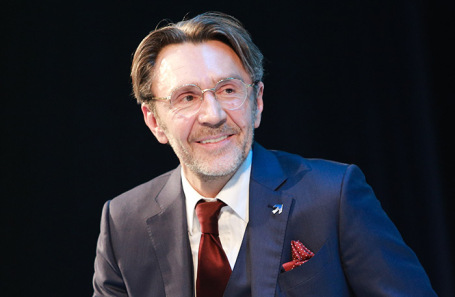 Сергей Шнуров.