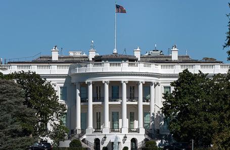Белый дом. США.