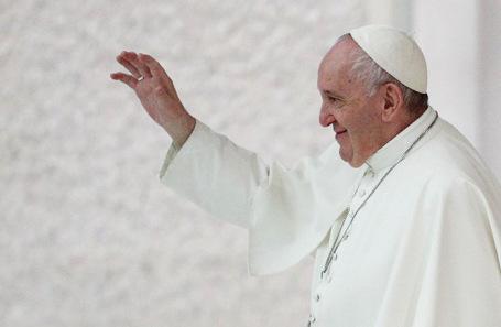 Папа Римский Франциск.