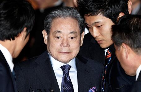 Ли Гон Хи.