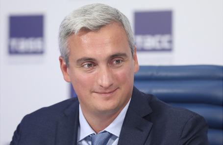 Евгений Нифантьев.