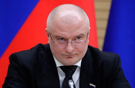 Андрей Клишас.