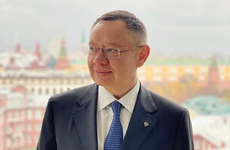 Ирек Файзуллин.