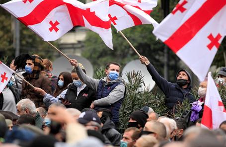 В «Грузинской мечте» прокомментировали переговоры слидерами оппозиции
