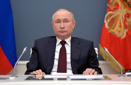 Путин заявил о готовности принять Зеленского в Москве