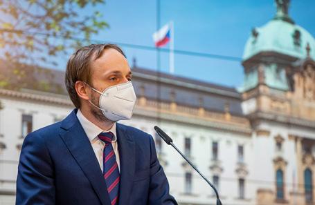 Чехия потребовала дипломатического паритета, но одновременно «не хочет эскалации»