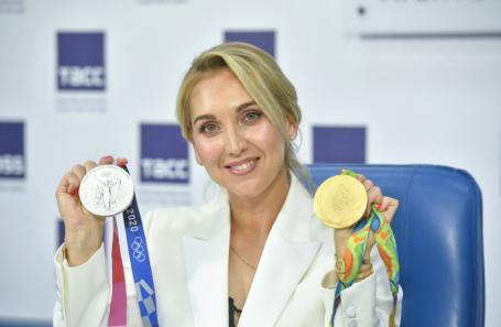 В Подмосковье обокрали дом теннисистки Елены Весниной. Воры забрали олимпийские медали и драгоценности