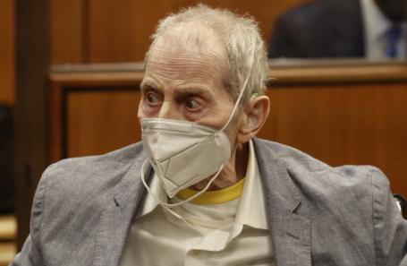 Американский миллионер на съемках фильма о себе самом случайно признался в убийстве