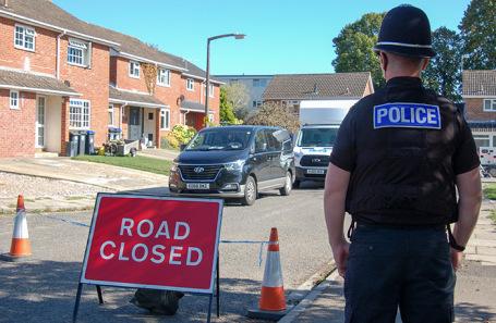 Полиция Великобритании предъявила обвинения третьему подозреваемому по делу в Солсберри