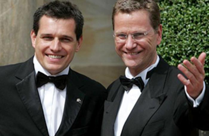 Министр германии гомосексуал
