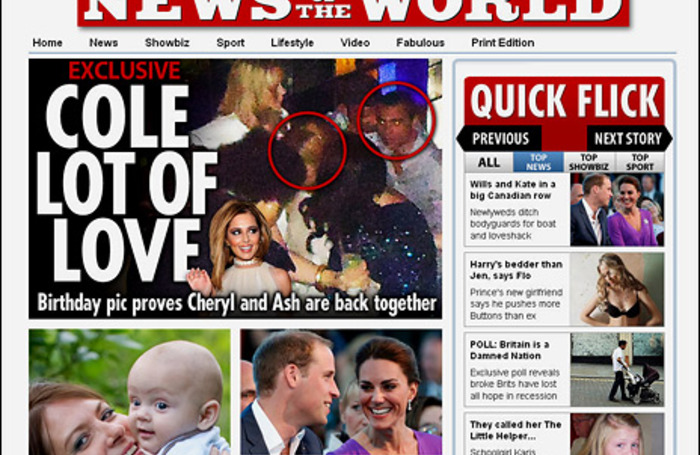 how tabloid press reports the news essay