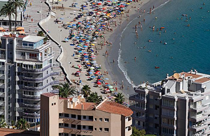 Жилья на море в испании