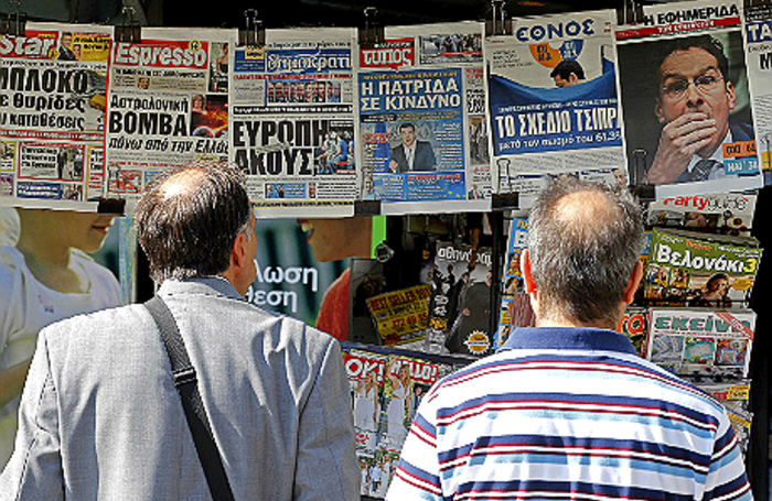 greece crisis and solutions The value of any analysis depends, to a large extent, on the beginning and ending you choose so it is with greece, which is seeing its simmering, half-decade-long debt crisis come to one of its periodic boils—and perhaps a final explosion where to start records of greek public debts stretch.