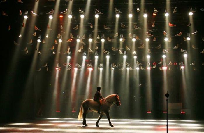 Спектакль «Чайка. Эскиз» в Театре имени Федора Волкова в Ярославле.