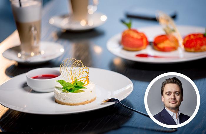 Борис Зарьков: «Рестораны — это производство товаров со сроком годности 5 минут»