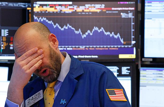 Рынки готовы к мощной коррекции