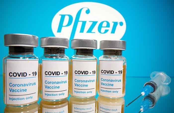 Вакцина от COVID-19 компании Pfizer показала 90-процентную эффективность