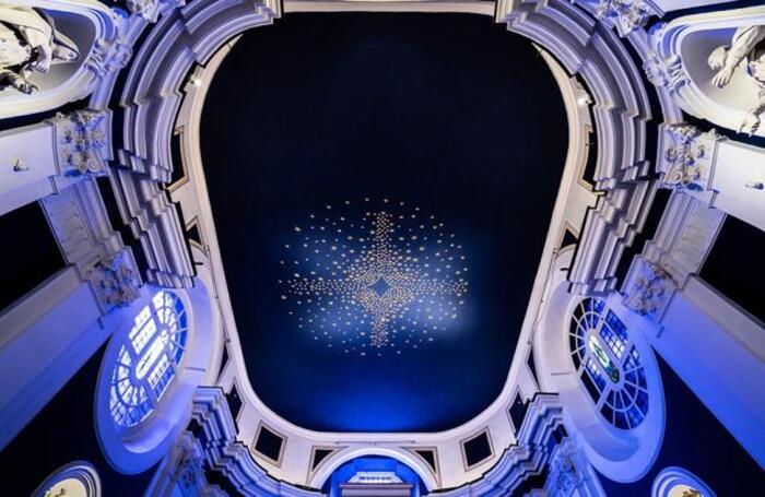 Церковь Сан-Дженнаро в парке Каподимонте в Неаполе открылась после реконструкции.