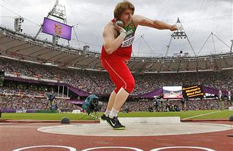Игры-2012: допинг Остапчук перетасовал награды