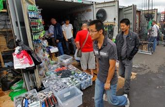 Черкизовский рынок отправят за МКАД в Мамыри
