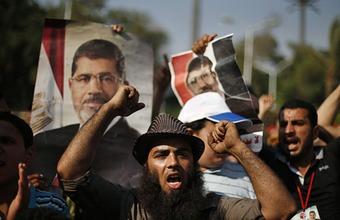 «Братья-мусульмане» обвиняют военных в расстреле демонстрации в Каире