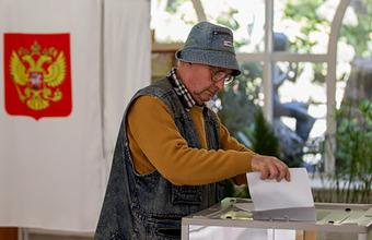 Техника готова к выборам 8 сентября
