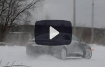 Зимнее вождение. Урок 8