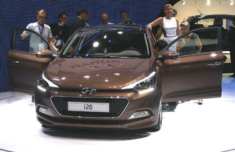 Hyundai i20: больше, строже, современнее