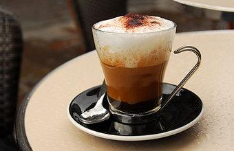 Московские кофейни родом из Дюссельдорфа