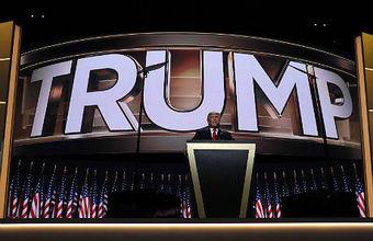 Гнев и ликование: «диктаторская» речь Трампа