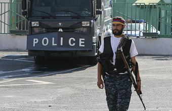 Армянское противостояние. Последние заложники освобождены