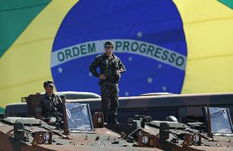 Олимпиада в Рио. Бразилия оценивает угрозу джихада