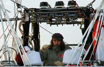 Кругосветка на воздушном шаре за 11 дней — новый рекорд Федора Конюхова