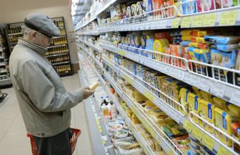 В начале будущего года на полках магазинов начнется турбулентность цен