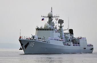 Обзор инопрессы. Корабли трех мощнейших флотов мира встретятся в Южно-Китайском море