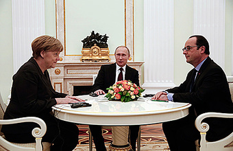 Диалог на G20: Путин и «акционеры» Украины