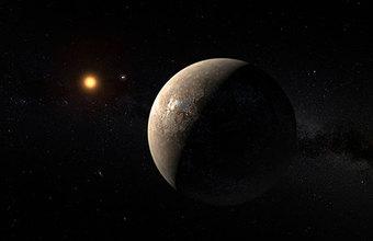 Наличие жизни на потенциально обитаемой планете определят на расстоянии