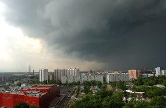 Московское лето одной ногой в осени
