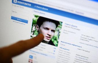 В «ВКонтакте» можно узнать телефоны Дурова и Медведева