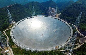Китай охотится за научной славой и пришельцами
