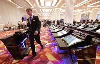 Российское казино облюбовали китайцы и японцы