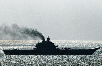 «Адмиралу Кузнецову» дозаправиться не проблема