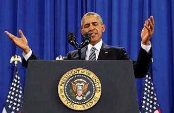 «Нетипичное» поведение Обамы: когда начнутся поставки оружия в Сирию?