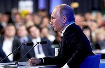 Путин о санкциях США: Россия не будет опускаться до уровня «кухонной дипломатии»