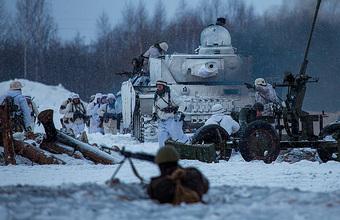 Грандиозная реконструкция обороны Украинского фронта в 1944 году