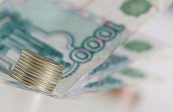 Орешкин уронил рубль