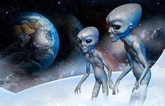 NASA нашло инопланетян?