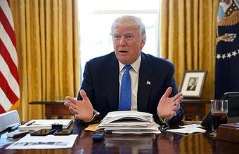 Трамп: США должны быть в авангарде процесса ядерного вооружения